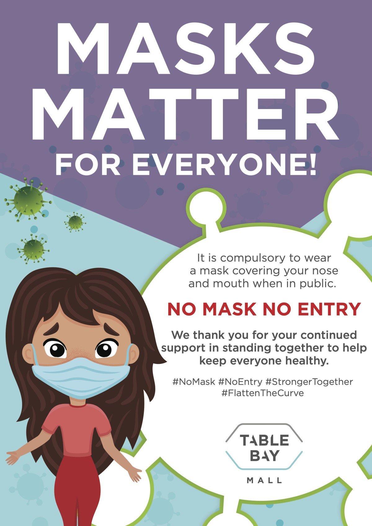 Masks matter for everyone